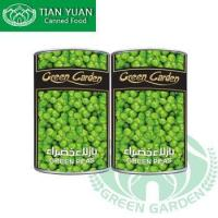 canned green peas with dried beans