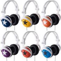 Buy cheap Item No.: Mix Style Star Earphone Headphones Headset from wholesalers