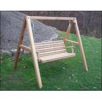 Red Cedar American Classic Porch Swing w/Stand