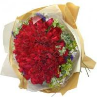 Quality 99 Rose Bouquet Love You Forever for sale