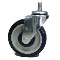 China Stem Swivel Caster with 5 Inch Poly Wheel on sale