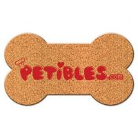 Quality Bone Shaped Cork Counter Mat for sale