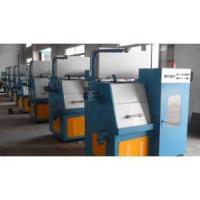 Dual Inverter Control Copper Fine Wire Drawing Machine