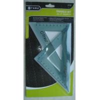 Quality stationary Name:triangle set 2 pcs for sale