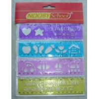Quality stationary Name:4 pcs drawing set for sale