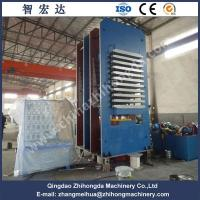 Quality 800T Multi-Layer Rubber Vulcanizing Press for sale