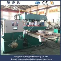 Quality Rubber Tile Press with Up Pressing Type 120T (Downwards) for sale