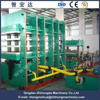 Quality Hydraulic Press Rubber Machine for sale