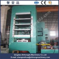Quality Forklift Tyre , SolidTire Compression MoldingPress Machine 1000T for sale