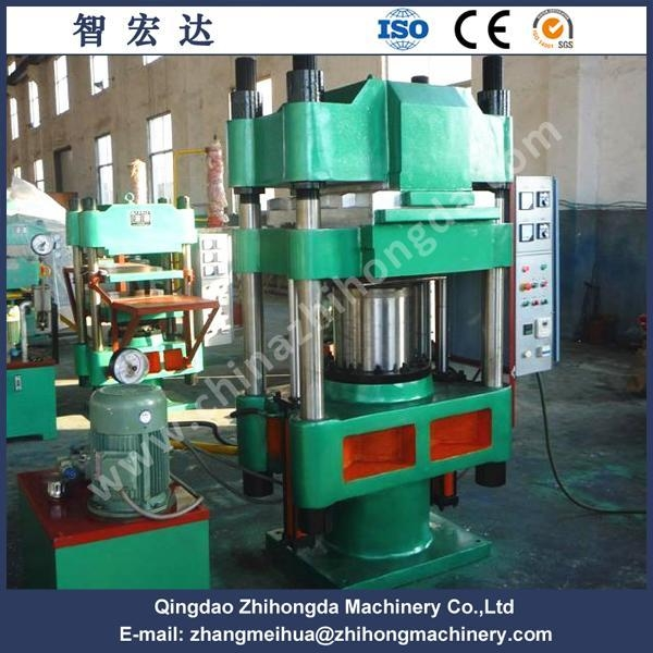 Buy 200T 4-Pillar Plate Vulcanizing Press at wholesale prices