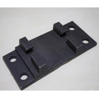 Rail Fastening Systems Tie Plate by Forging