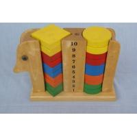 Wooden Stack & Count Toys