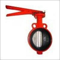 Buy One Shaft Without Pin Type Wafer Butterfly Valve at wholesale prices
