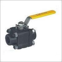 Quality Forged Steel 3pc Ball Valve for sale