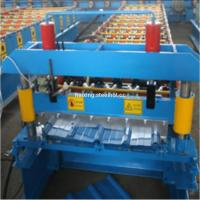 China Steel Carbon / Alloy supply high cnc roof roll forming machine wholesale