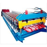 China popular high quality Trapezoidal Roof Roll Forming Machine wholesale