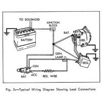 10 Si Alternator Wiring Diagram - Wiring Diagrams Dock