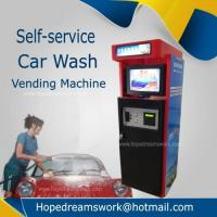 Quality Self-service car washing vending machine for sale