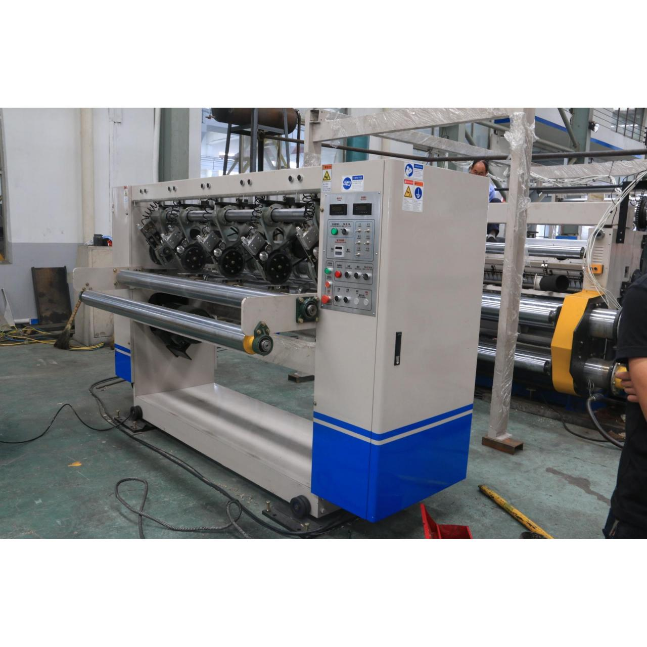 Quality NC thin blade slitter scorer for sale