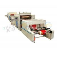 Quality TRHS-WF1200 Web-fed Hot Foil Stamping Machine-Taurus Frank for sale