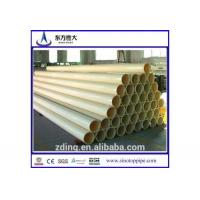 Quality DN 20-400mm PVC pipe suppliers for sale