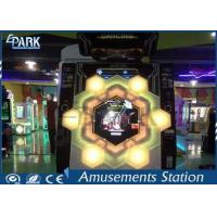 Luxury Appearance Arcade Dance Machine 2 Player For Entertainment Dancing Hall