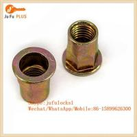 China Brass Nuts And Bolts Suppliers Steel Nut on sale