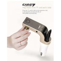 Quality Bluetooth Car FM Transmitter S for sale