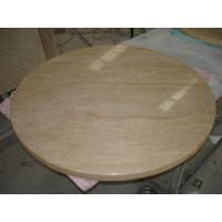 Quality Noce Travertine Brown Travertine Marble Countertops Company Caring for Marble Countertops in Kitchen for sale