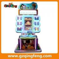 Qingfeng happy move gift prize gift toy crane game machine sale for shopping mal