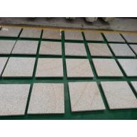 Quality Suizhou yellow granite paver stone for sale