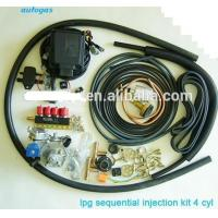 Quality 4Cylinder LPG sequential Injection system kits for sale