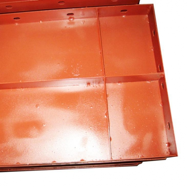 Buy Construction Concrete Steel Shutter Plate Painted B Type with Plate Thickness 1.2mm at wholesale prices