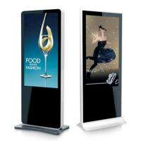 42 inch stand alone digital signage hd lcd ad player for advertising