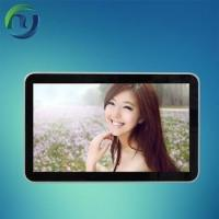 Flat LCD 10.1~84 Inch wall mounted screens Advertising Player With Internet Version