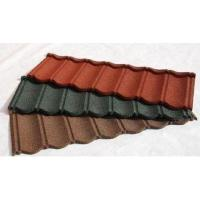Stone Coated Classical Metal Roof Tile
