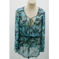 Blouse B-017 KnittingGarments