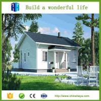 Quality Modern fast assembly sandwich panel prefabricated building house for sale