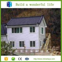 2017 China supplier cabins prefab house prefab green house for sale