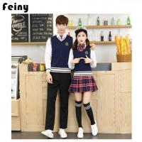 Quality 3 In 1 Middle School Autumn Uniforms for sale