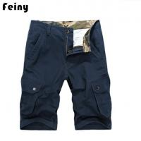 Quality 100% Cotton Twill Mens Cargo Short Work Pants for sale