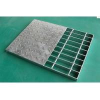 Quality Hot dip Galvanized Steel Grating for Floor and Trench for sale