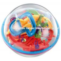 HI-927 3D Space Traveller Intellect Ball Balance Maze Game Puzzle Toy