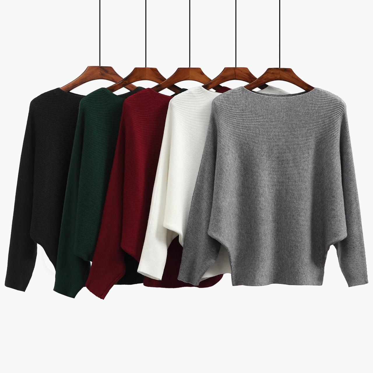 China B&T 9505 pullover sweater women on sale