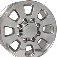China Wheels for Chevy Trucks 18 Fits GMC - Sierra 2500/3500 Wheel - Polished 18x8 on sale
