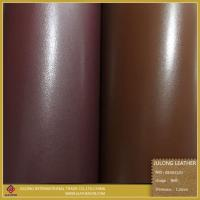 Quality Oil PU Leather for Belt for sale