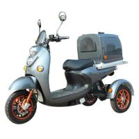 China Full Electric Tricycle Bike For Sale on sale