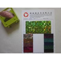 Quality Holographic leatherette Product IDLYH813 for sale