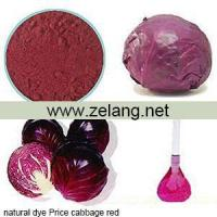 Quality Natural Dyes Price Cabbage Red Sale for sale