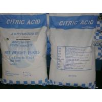 Quality Citric acid anhydrous for sale